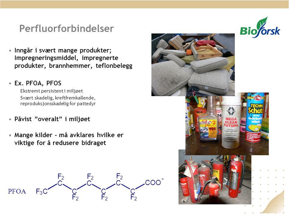 Perfluorforbindelser