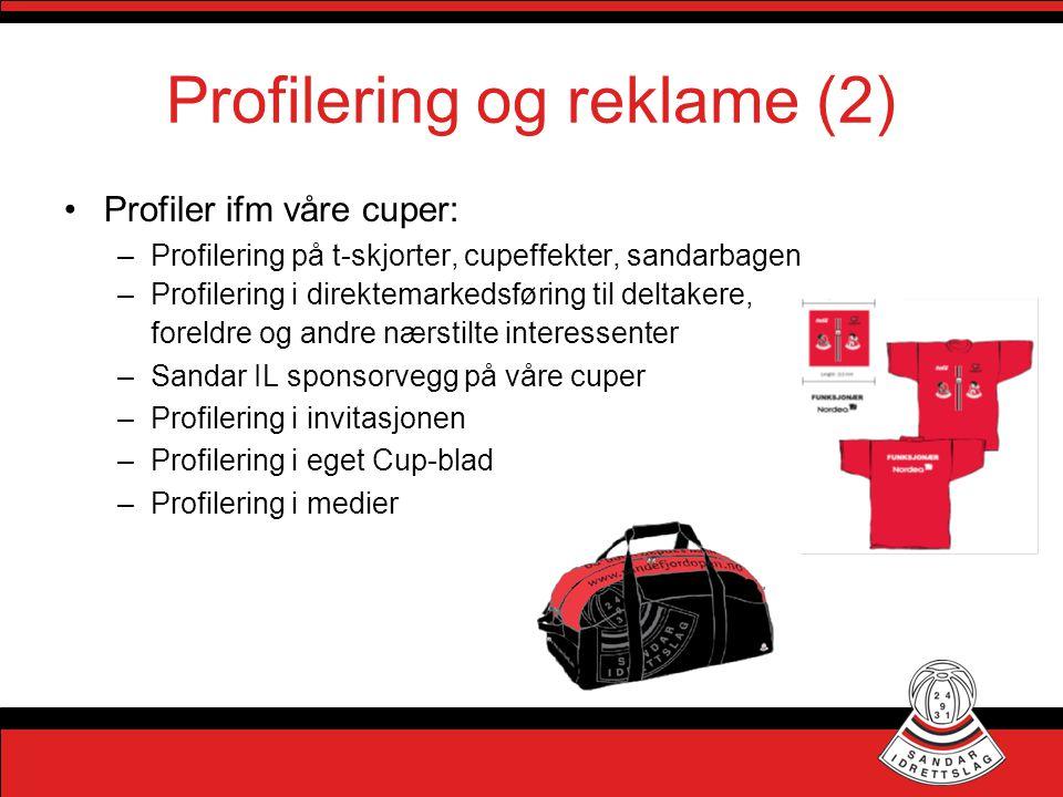 Profilering og reklame (2)