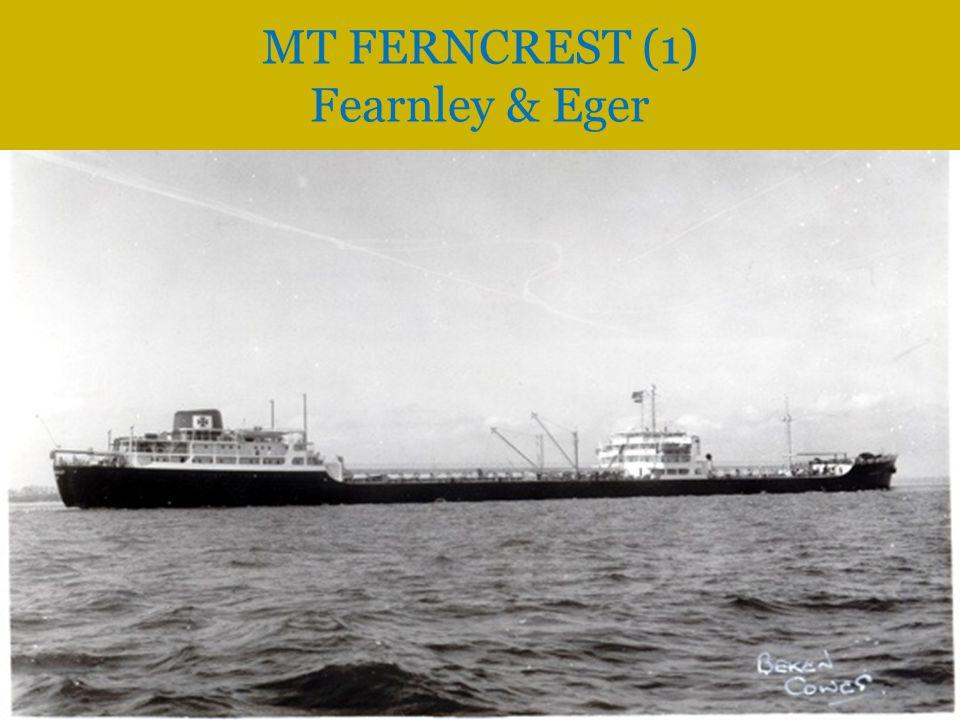 MT FERNCREST Fearnley & Eger