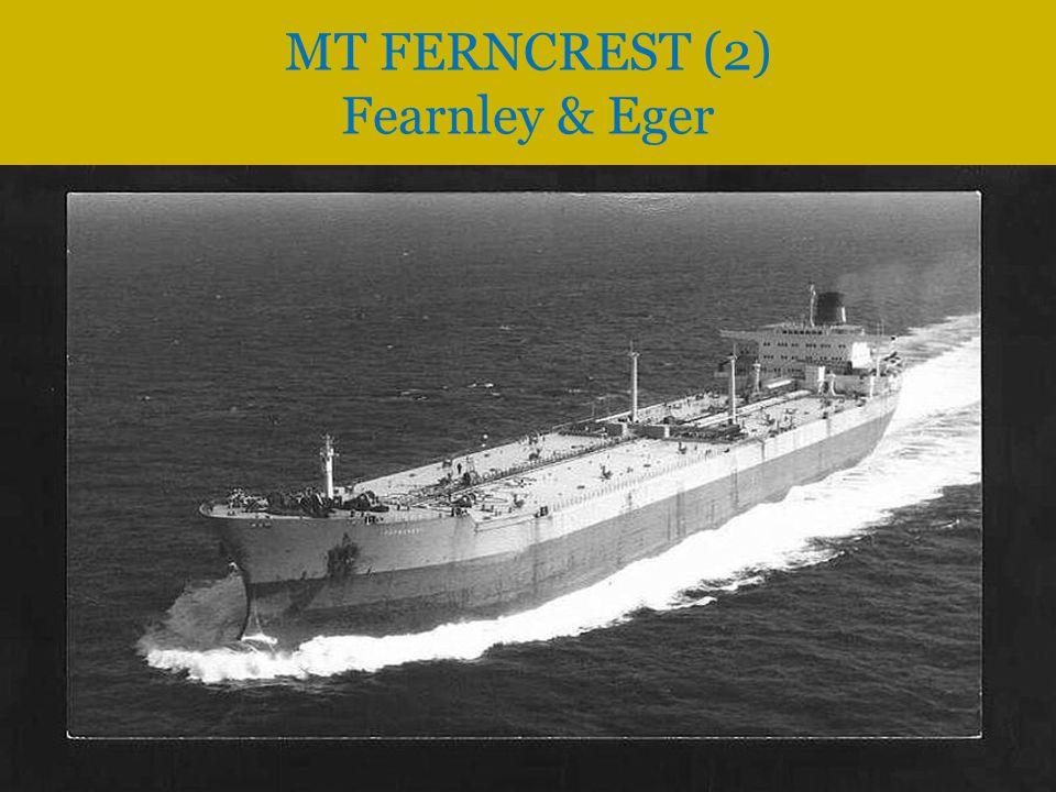 MT FERNCREST (2) Fearnley & Eger