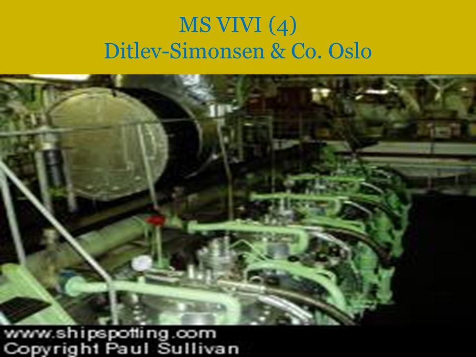 MS VIVI (4) Ditlev-Simonsen & Co. Oslo