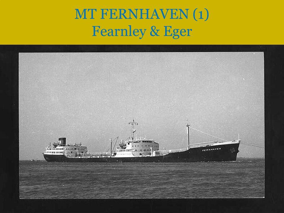 MT FERNHAVEN (1) Fearnley & Eger