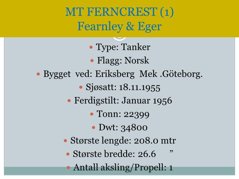 MT FERNCREST (1) Fearnley & Eger