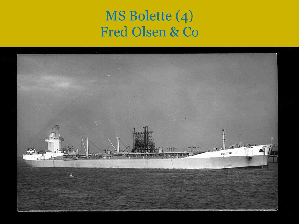 MS Bolette (4) Fred Olsen & Co