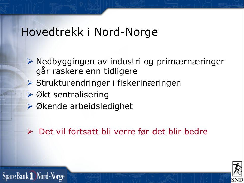 Hovedtrekk i Nord-Norge