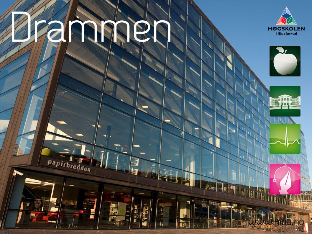 Norges nyeste kunnskapssenter – Drammen