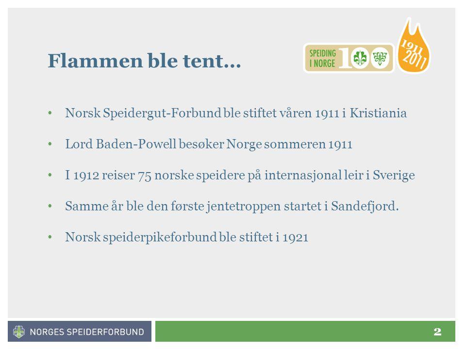 Norges speiderforbund