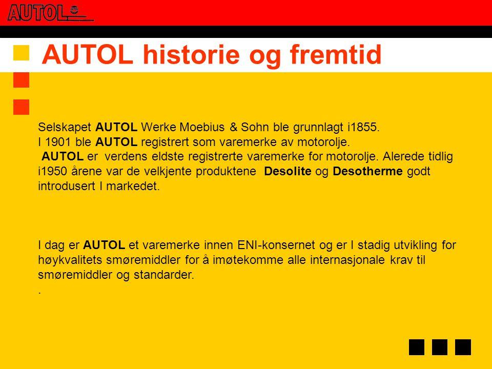 AUTOL historie og fremtid