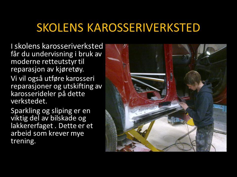 SKOLENS KAROSSERIVERKSTED