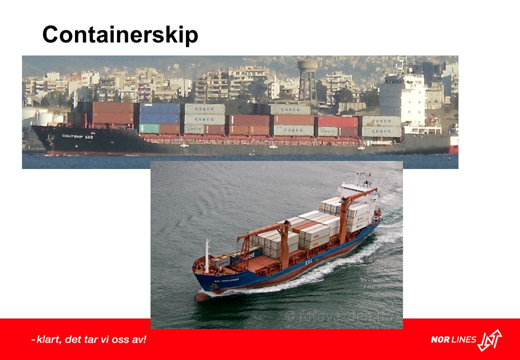 Containerskip