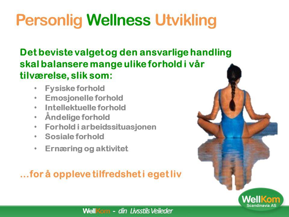 Personlig Wellness Utvikling