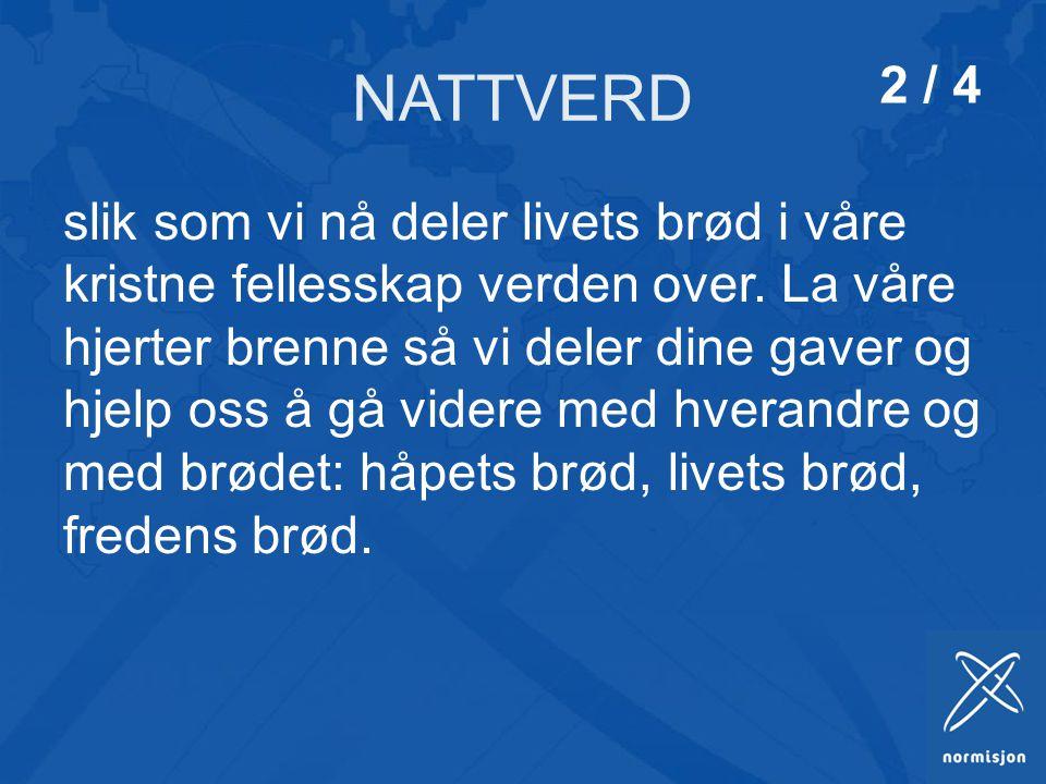 NATTVERD 2 / 4.