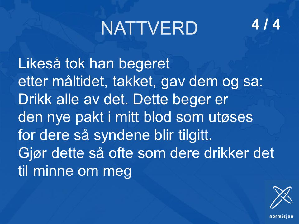 NATTVERD 4 / 4.