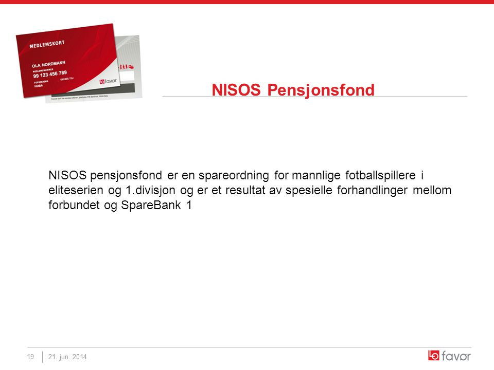 NISOS Pensjonsfond