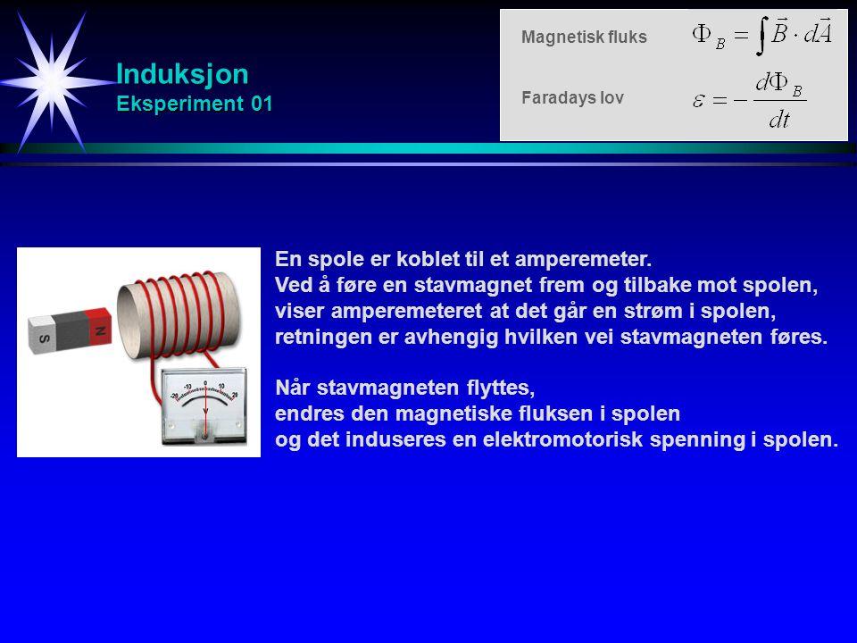 Induksjon Eksperiment 01