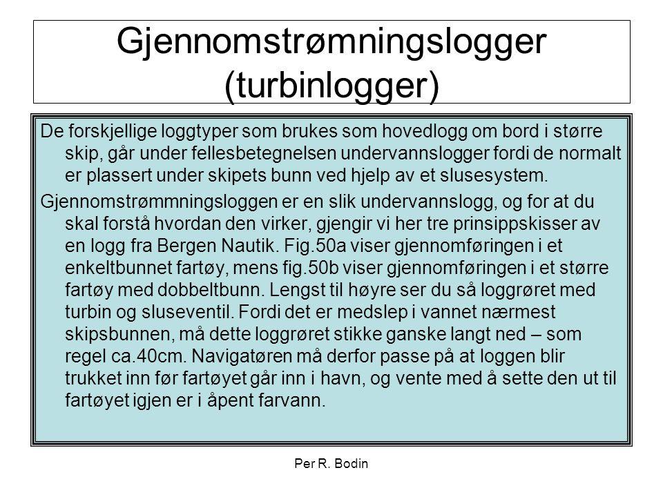 Gjennomstrømningslogger (turbinlogger)
