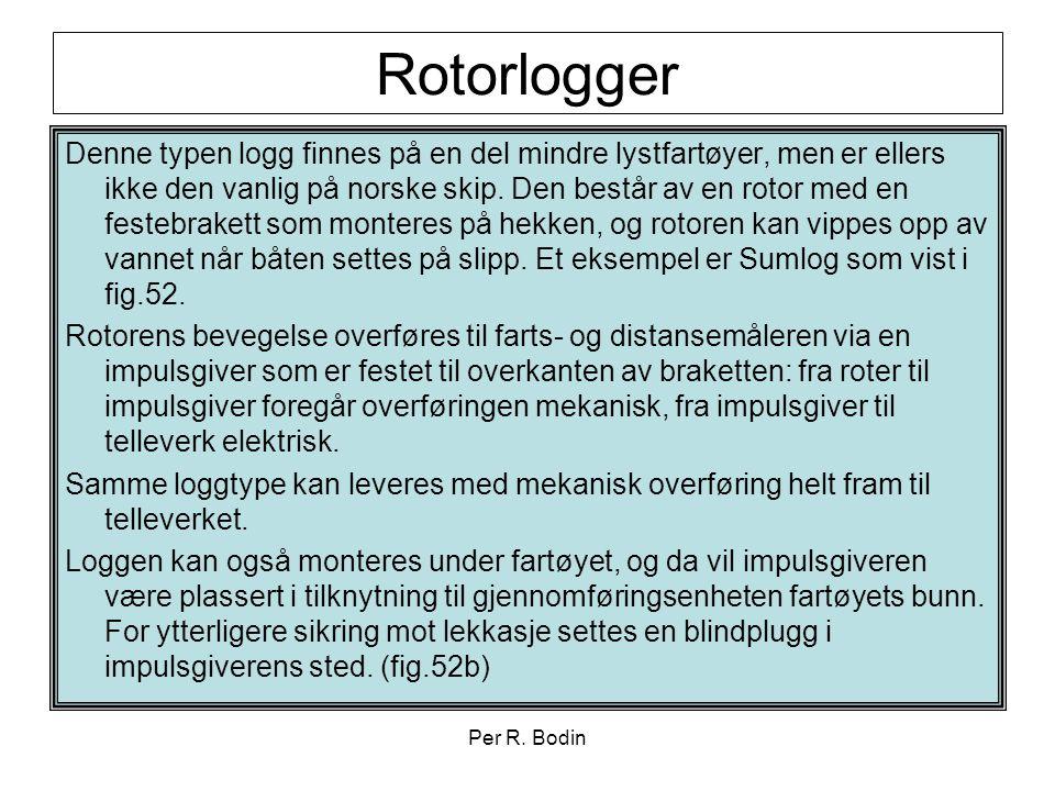 Rotorlogger