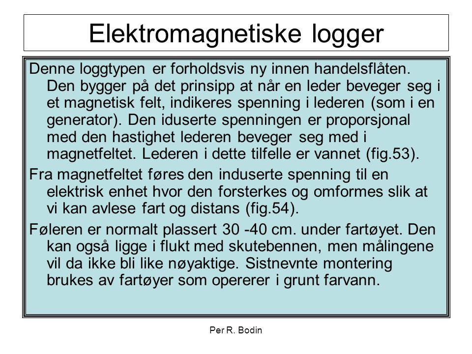 Elektromagnetiske logger