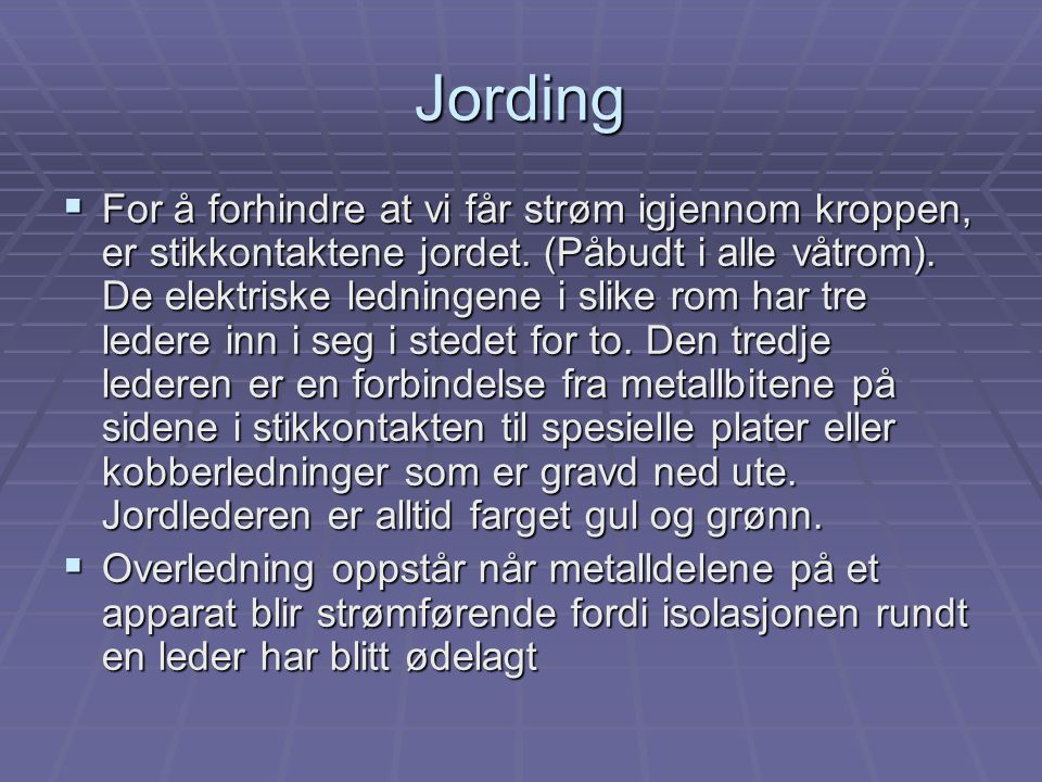 Jording