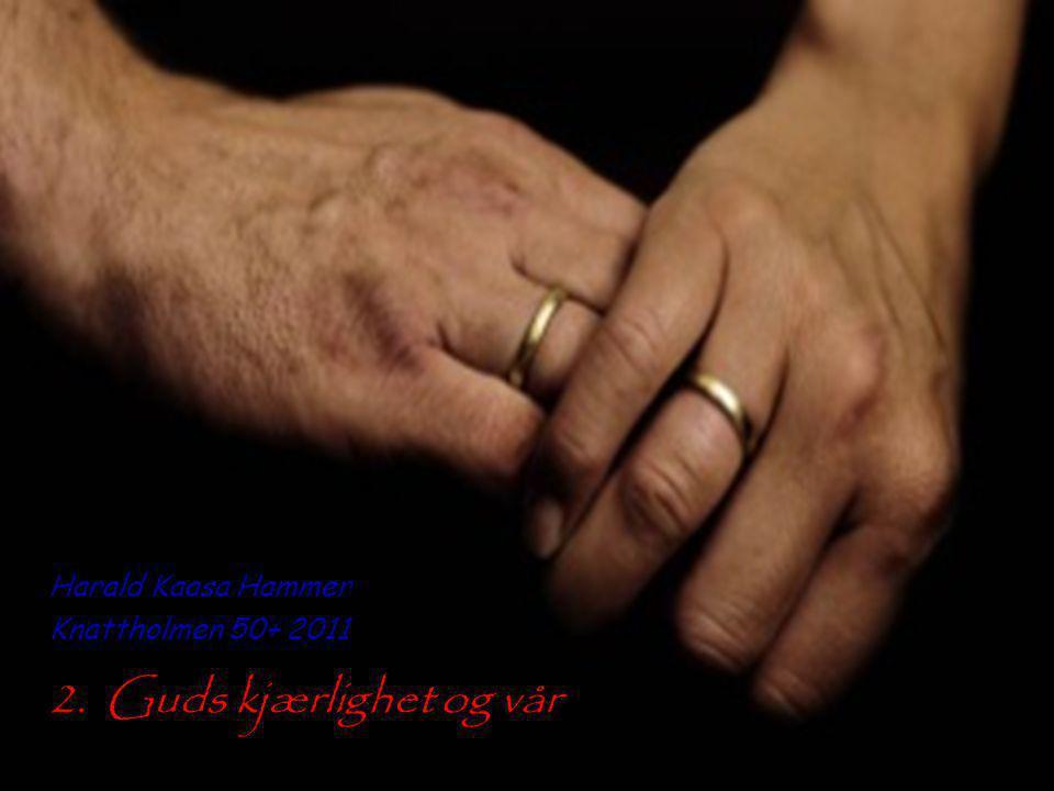 Harald Kaasa Hammer Knattholmen 50+ 2011 2. Guds kjærlighet og vår