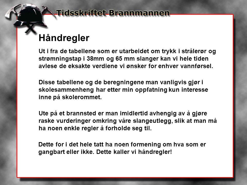 Håndregler