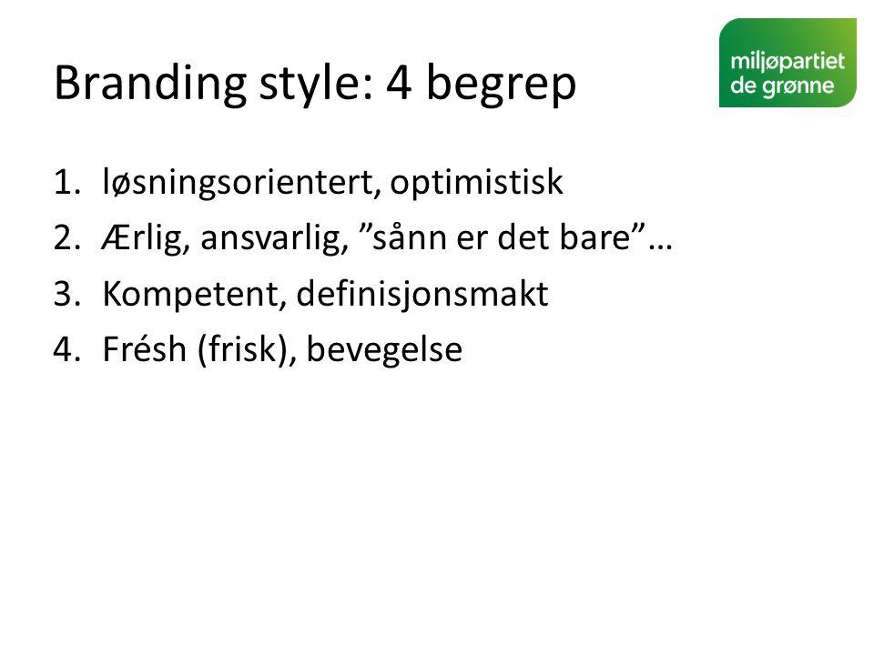 Branding style: 4 begrep