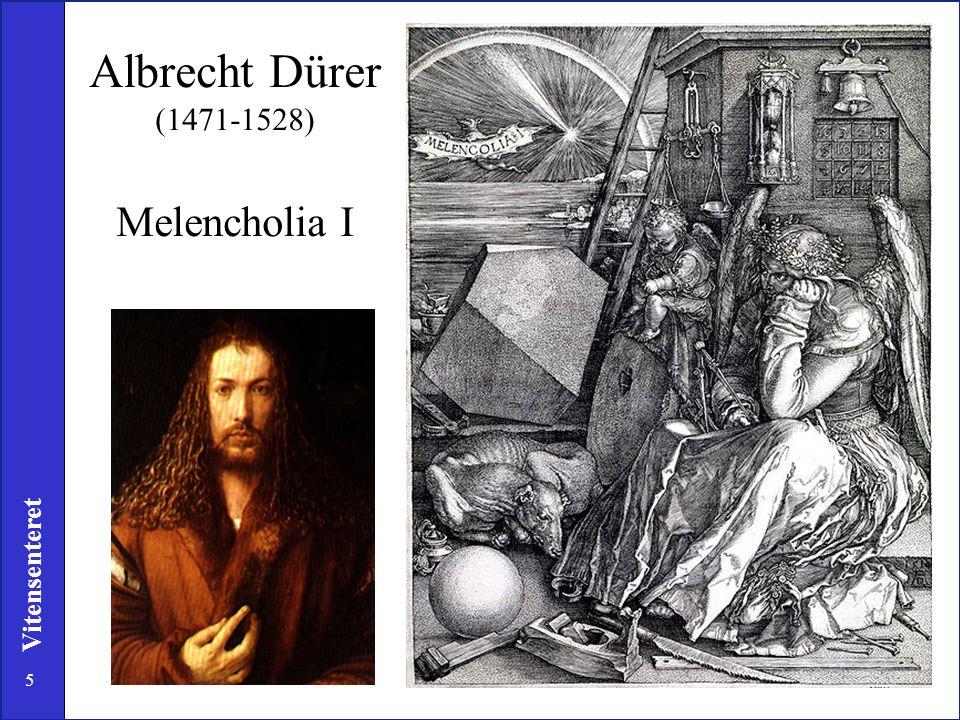 Albrecht Dürer (1471-1528) Melencholia I