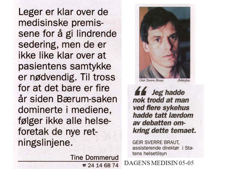 DAGENS MEDISIN 05-05