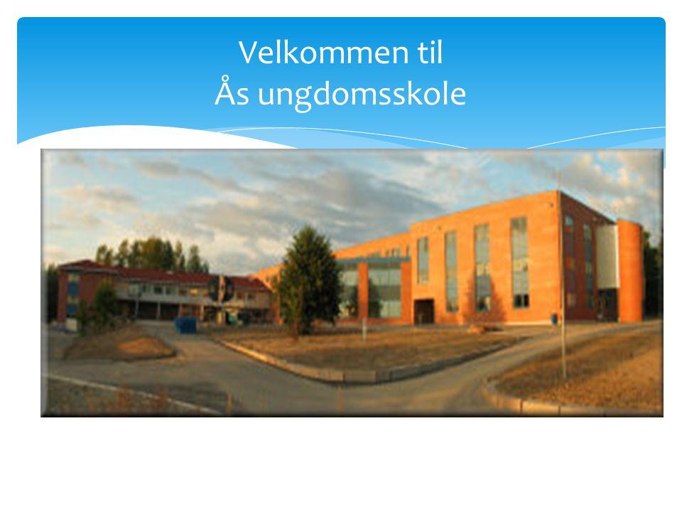 Velkommen til Ås ungdomsskole
