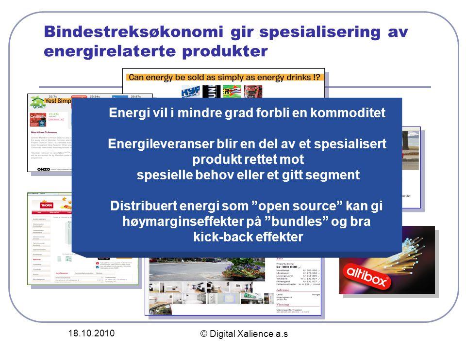 Bindestreksøkonomi gir spesialisering av energirelaterte produkter