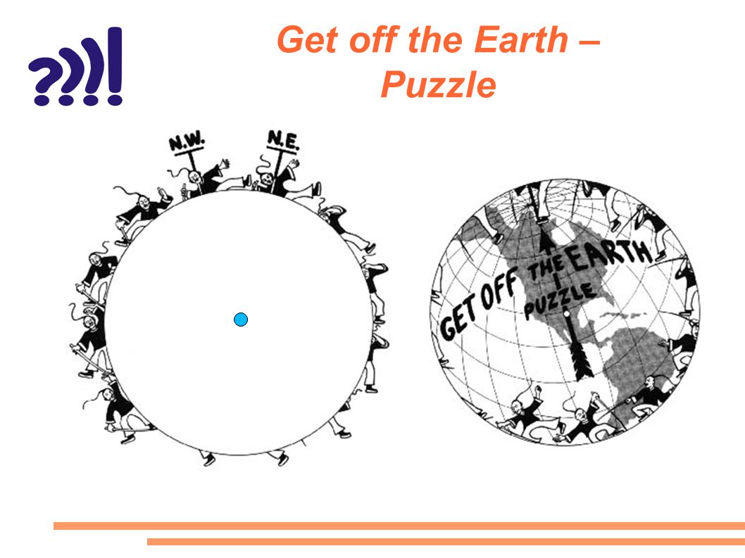 Get off the Earth – Puzzle
