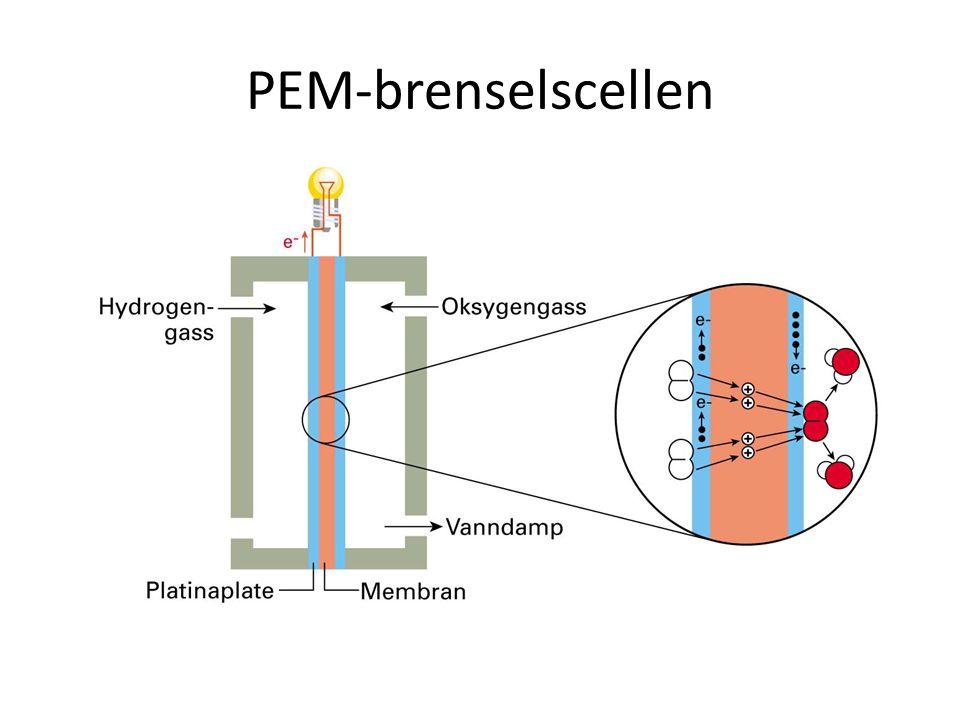 PEM-brenselscellen