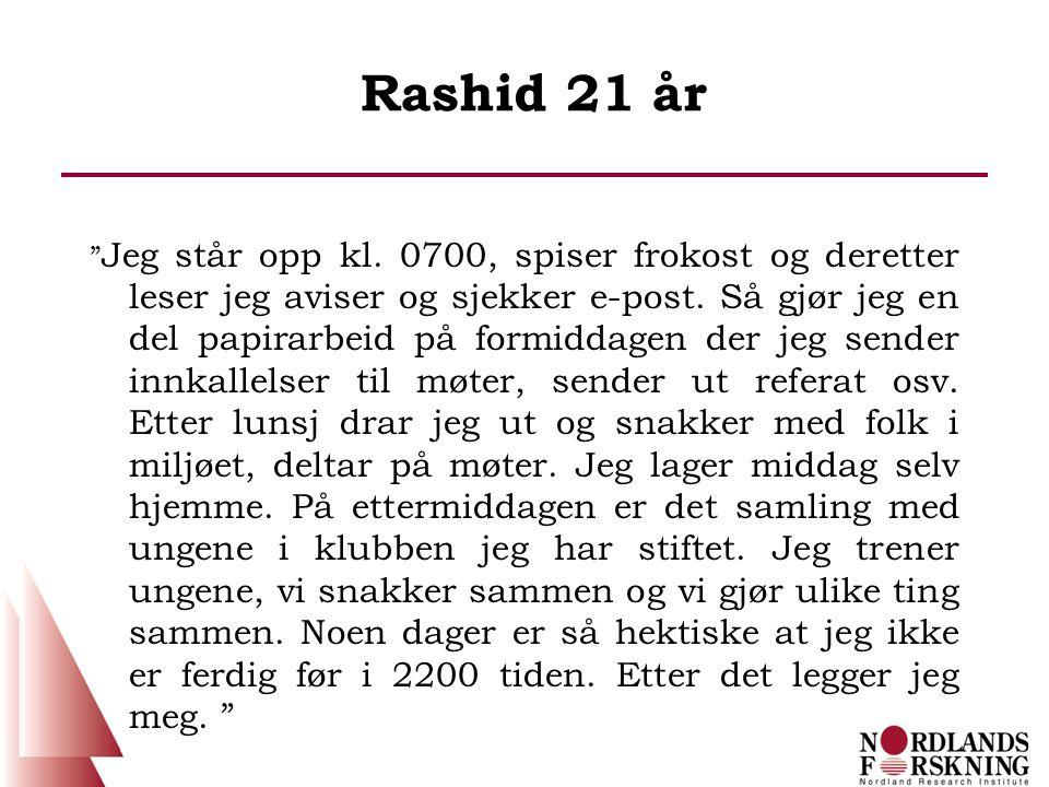 Rashid 21 år