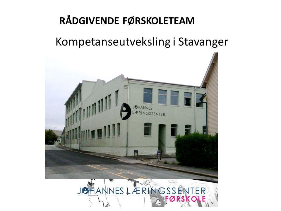 Kompetanseutveksling i Stavanger