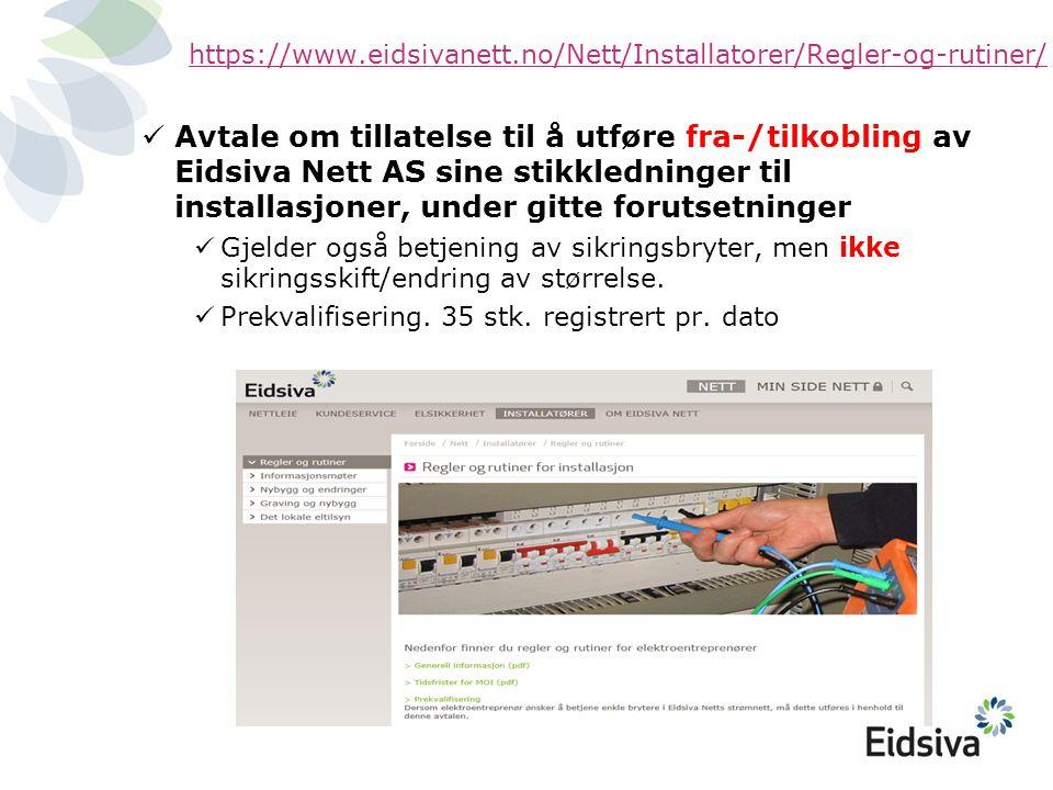 https://www.eidsivanett.no/Nett/Installatorer/Regler-og-rutiner/