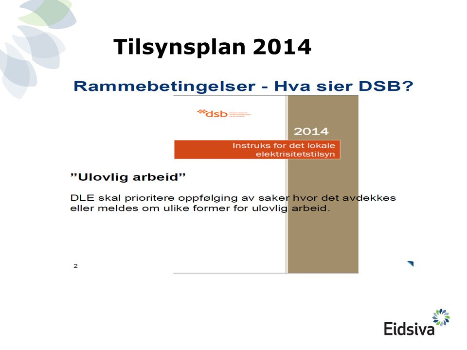 Tilsynsplan 2014
