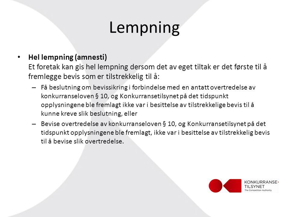 Lempning