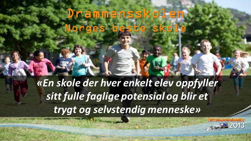 Drammensskolen Norges beste skole