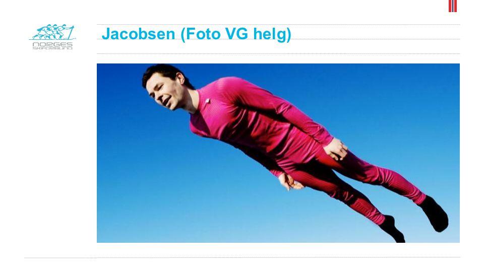Jacobsen (Foto VG helg)