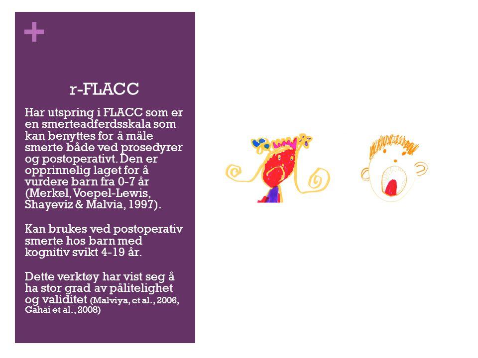 r-FLACC