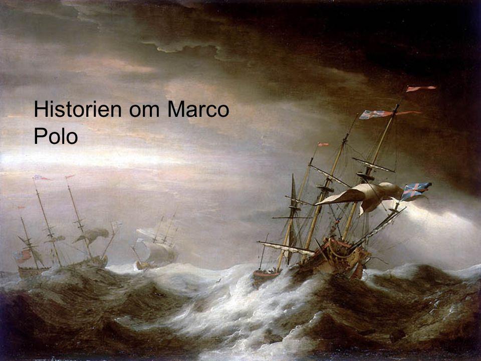 Historien om Marco Polo