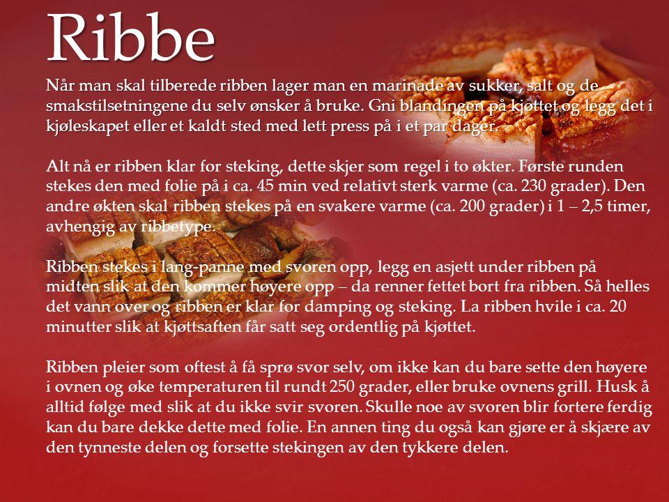 Ribbe