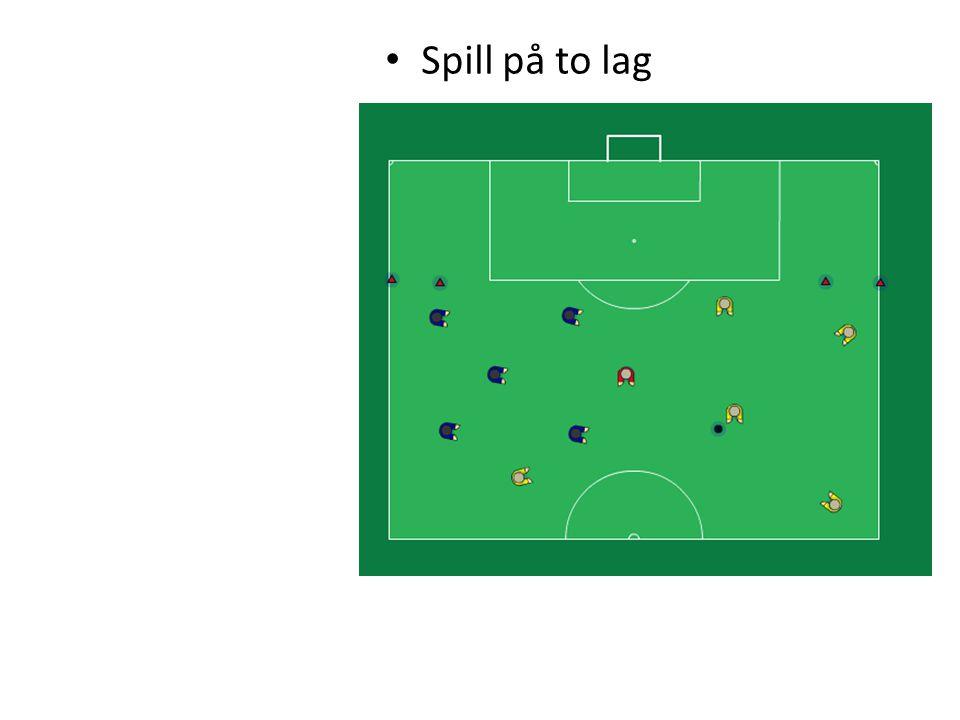 Spill på to lag