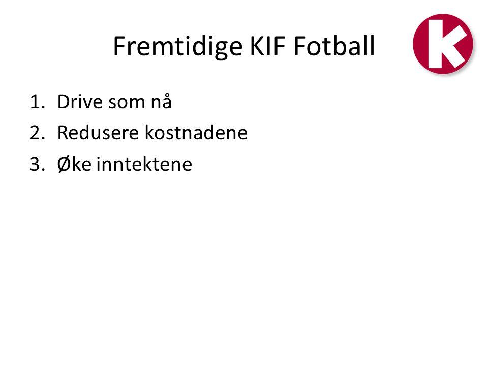 Fremtidige KIF Fotball
