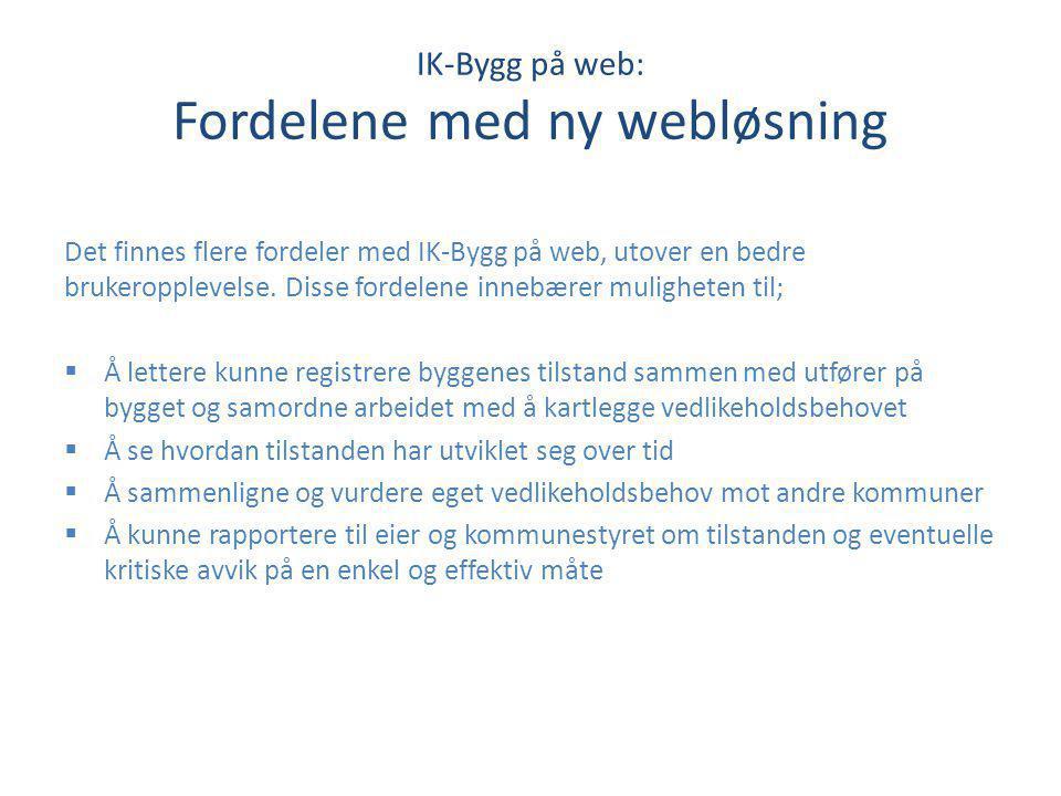 IK-Bygg på web: Fordelene med ny webløsning