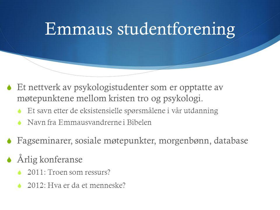 Emmaus studentforening