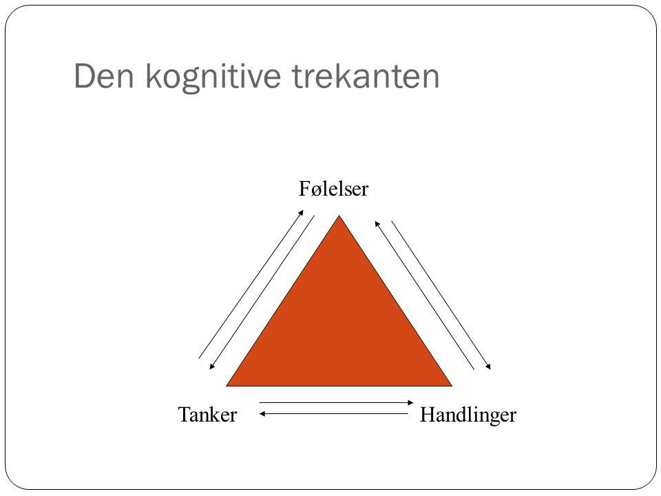 Den kognitive trekanten