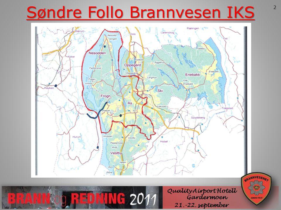Søndre Follo Brannvesen IKS