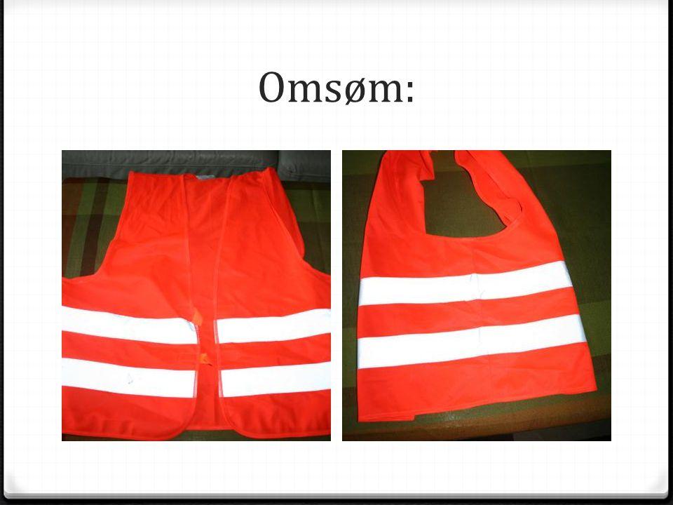 Omsøm:
