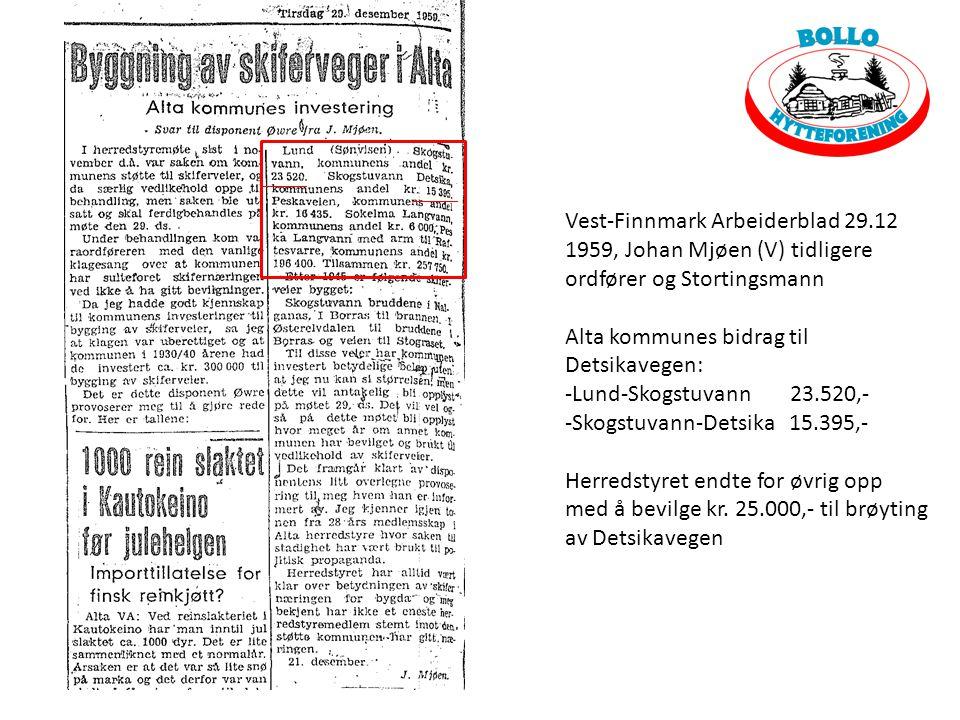 Vest-Finnmark Arbeiderblad 29